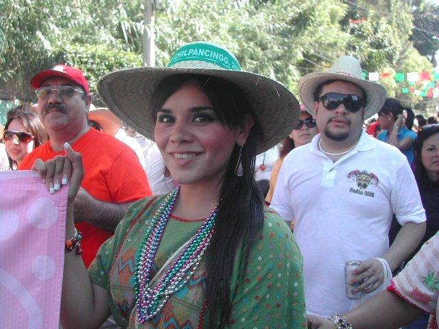 Esta mujer de Guerrero es un orgullo mexicano.